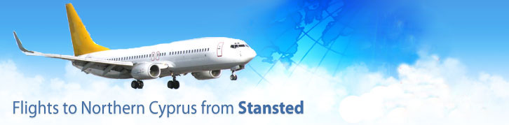 Pegasus Flights to Northern Cyprus from London Stansted